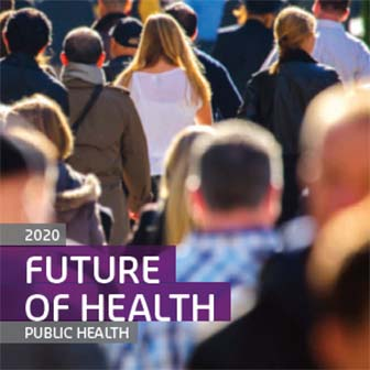 Cover of Health @ Curtin 2020