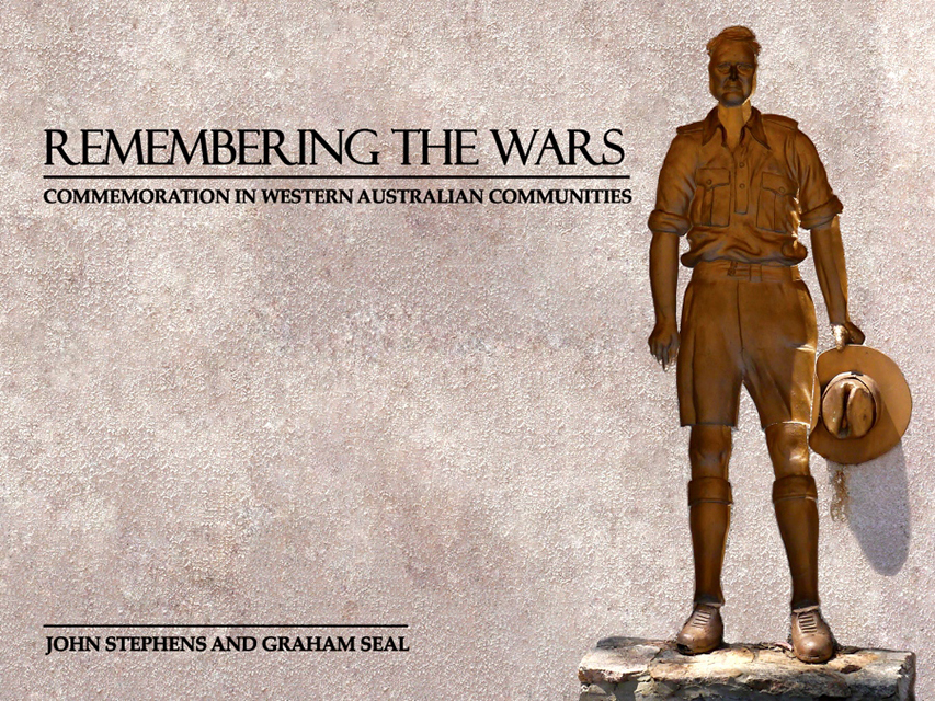 Remembering the Wars by John Stephens and Graham Seal book cover
