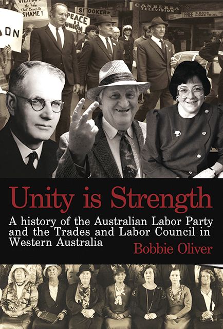 Unity is Strength by Bobbie Oliver