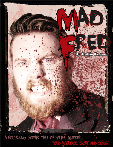 Mad Fred by Hellie Turner book cover